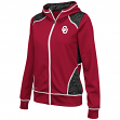 "Oklahoma Sooners Women's NCAA ""Scaled"" Full Zip Premium Jacket"