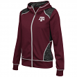 "Texas A&M Aggies Women's NCAA ""Scaled"" Full Zip Premium Jacket"
