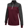 "Texas A&M Aggies Women's NCAA ""Burst"" 1/4 Zip Pullover Sweatshirt"