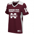"Mississippi State Bulldogs Women's NCAA ""Endo"" Fashion Football Jersey"