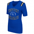 "Kentucky Wildcats Women's NCAA ""Artistic"" Dual Blend Short Sleeve T-Shirt"