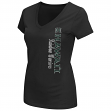 "Hawaii Warriors Women's NCAA ""Compulsory"" Dual Blend Short Sleeve T-Shirt"