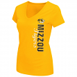 "Missouri Tigers Women's NCAA ""Compulsory"" Dual Blend Short Sleeve T-Shirt"