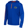 "Florida Gators Youth NCAA ""Sleet"" 1/4 Zip Pullover Hooded Windshirt"