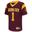 "Arizona State Sun Devils NCAA Youth ""Hail Mary"" Fashion Football Jersey"
