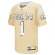 "Georgia Tech Yellowjackets NCAA Youth ""Hail Mary"" Fashion Football Jersey"