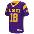 "LSU Tigers NCAA Youth ""Hail Mary"" Fashion Football Jersey"