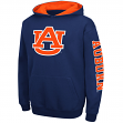 "Auburn Tigers Youth NCAA ""Zone"" Pullover Hooded Sweatshirt"