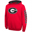 "Georgia Bulldogs Youth NCAA ""Zone"" Pullover Hooded Sweatshirt"