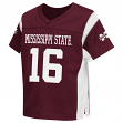 "Mississippi State Bulldogs NCAA Toddler ""Hail Mary"" Fashion Football Jersey"