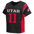 "Utah Utes NCAA Toddler ""Hail Mary"" Fashion Football Jersey"