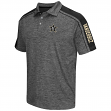 "Vanderbilt Commodores NCAA Men's ""Birdie"" Short Sleeve Polo Shirt - Charcoal"