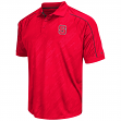 "North Carolina State Wolfpack NCAA Men's ""Sleet"" Short Sleeve Polo Shirt"
