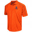 "Syracuse Orange NCAA Men's ""Sleet"" Short Sleeve Polo Shirt"
