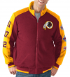 "Washington Redskins NFL ""Classic"" Men's Super Bowl Commemorative Varsity Jacket"