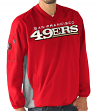 "San Francisco 49ers NFL G-III ""Gridiron"" Men's Pullover Embroidered Jacket"