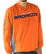 "Denver Broncos NFL G-III ""Gridiron"" Men's Pullover Embroidered Jacket"