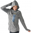 "San Diego Chargers Women's NFL G-III ""Recovery"" Full Zip Hooded Sweatshirt"