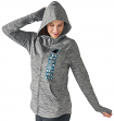 "Carolina Panthers Women's NFL G-III ""Recovery"" Full Zip Hooded Sweatshirt"