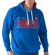"New York Rangers NHL Men's G-III ""All Star"" Hooded Fleece Sweatshirt"