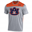"Auburn Tigers Under Armour NCAA ""Defense"" Men's Performance S/S Shirt"