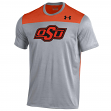 "Oklahoma State Cowboys Under Armour NCAA ""Defense"" Men's Performance S/S Shirt"