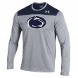 Penn State Nittany Lions Under Armour NCAA Defensive Stop Performance L/S Shirt