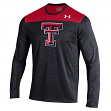 "Texas Tech Red Raiders Under Armour NCAA ""Defensive Stop"" Performance L/S Shirt"
