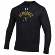 "Vanderbilt Commodores Under Armour NCAA ""Tailback"" Men's Tri-Blend L/S Shirt"