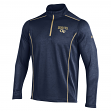 Georgia Tech Yellowjackets Under Armour Validate 1/4 Zip Performance Sweatshirt