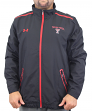 Texas Tech Red Raiders Under Armour Impulse Men's Lightweight Full Zip Jacket