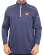 "Auburn Tigers Under Armour NCAA ""Energy""  Men's 1/4 Zip Performance Shirt"