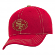 """San Francisco 49ers Youth NFL """"Constant Tonal"""" Structured Adjustable Hat"""