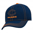 """Chicago Bears Youth NFL """"Constant Tonal"""" Structured Adjustable Hat"""