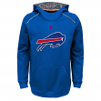 "Buffalo Bills Youth NFL ""Pinnacle"" Pullover Hooded Sweatshirt"