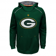 "Green Bay Packers Youth NFL ""Pinnacle"" Pullover Hooded Sweatshirt"