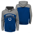 "Indianapolis Colts Youth NFL ""Arc"" Pullover Hooded Sweatshirt"