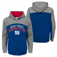 "New York Giants Youth NFL ""Arc"" Pullover Hooded Sweatshirt"