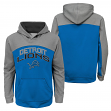 "Detroit Lions Youth NFL ""Arc"" Pullover Hooded Sweatshirt"