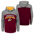 "Washington Redskins Youth NFL ""Arc"" Pullover Hooded Sweatshirt"