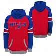 "Buffalo Bills Youth NFL ""Robust"" Pullover Hooded Sweatshirt"
