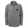 "Auburn Tigers NCAA ""Basics"" Men's 1/4 Zip Pullover Track Jacket"