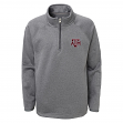 "Texas A&M Aggies NCAA ""Basics"" Men's 1/4 Zip Pullover Track Jacket"