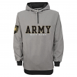 "Army Black Knights NCAA ""Fashion"" Men's 1/4 Zip Hooded Sweatshirt"