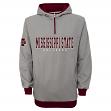 "Mississippi State Bulldogs NCAA ""Fashion"" Men's 1/4 Zip Hooded Sweatshirt"