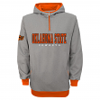 "Oklahoma State Cowboys NCAA ""Fashion"" Men's 1/4 Zip Hooded Sweatshirt"