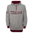 "Texas A&M Aggies NCAA ""Fashion"" Men's 1/4 Zip Hooded Sweatshirt"