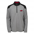 "Arkansas Razorbacks NCAA ""Helix"" Men's 1/4 Zip Pullover Jacket"