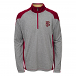 "Florida State Seminoles NCAA ""Helix"" Men's 1/4 Zip Pullover Jacket"