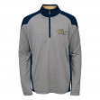 "Georgia Tech Yellowjackets NCAA ""Helix"" Men's 1/4 Zip Pullover Jacket"